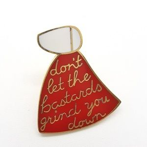 Jewelry - The Handmaid's Tale Pin Badge